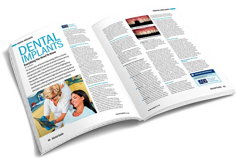 The Dental Guide Spread